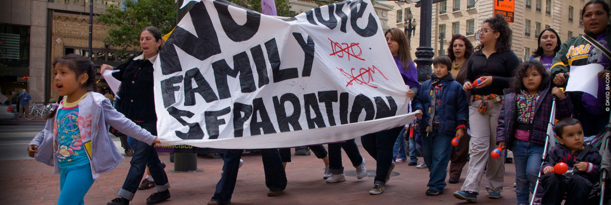 no more family separations protest